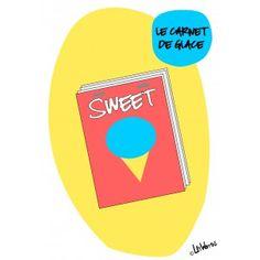 Carnet de glace - Monsieur Loustic