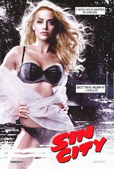 Sin City 27x40 Movie Poster (2005)