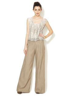 Alice + Olivia | Eric Front Pleated Pant @ Favbuy - 61% off. Deals ends in 4 hours.