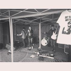 Sky Valley Mistress at Blackburn is Open Street Party #biostreetparty #blackburnisopen #blackburn #streetparty #lievmusic
