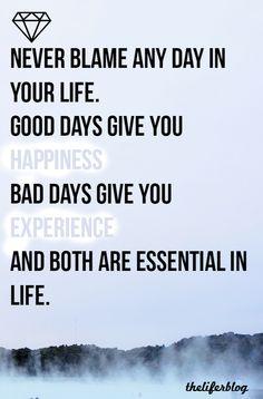 New blog post // Bad Days Bad Day, News Blog, Happy, Life, Inspiration, Frases, Sick Day, Biblical Inspiration, Inhalation