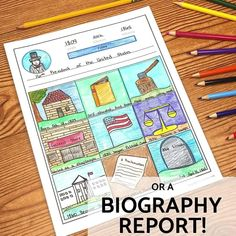 Are you looking for ideas for a project for your elementary, middle school, or high school students? Kids, teens, and teachers all love this printable! It's just like an Instagram page! This template has a simple one page design that makes it fun and easy to look at a character in a novel or a profile in a biography! Students design their own projects and color them. When you're all done, hang them for a cute bulletin board display! Easy to use, and so fun! Click to see more! Twitter Template, Snapchat Template, Back To School Activities, Class Activities, Predicting Activities, Cute Bulletin Boards, Middle School Spanish, Spanish Lesson Plans, Spanish 1