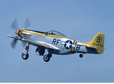 P51 Mustang by Graham Collins Fine Art Print