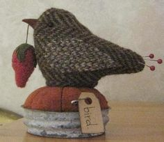 Primitive Pin Cushion: