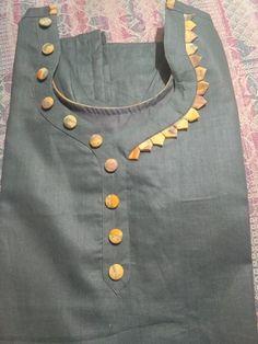 Pattern ladies suit neck 61 Trendy