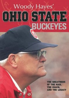 "Wayne Woodrow ""Woody"" Hayes Born February 14, 1913, Clifton, OH, was an American football player and coach. He served as the head coach at Denison University, Miami University, and Ohio State University, compiling a career college football record of 238 wins, 72 losses, and 10 ties. Died March 12, 1987 Upper Arlington, OH 74 yrs old"
