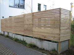 Holzzaun selber bauen GARTEN I GARDEN DESIGN & OUTDOOR