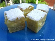 Ces carrés aux deux citrons sont à tomber! Une belle gourmandise acidulée parfaite pour la saison estivale! Vous me croyez si je vous dis que je n'en n'ai jamais mangé d'aussi bons? Une belle gourmandise! Un vrai délice! À vous de tester! Régalez-vous!  INGRÉDIENTS : Le biscuit : 125gr de beurre pommade 40gr de …