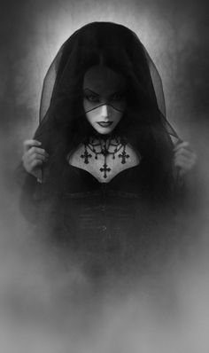 everyday a different color, beautiful gifs, soft goth, nature. images that I like and attract my attention. I hope you'll find images here for your taste too. Vampire Pictures, Gothic Pictures, Dark Beauty, Gothic Beauty, Gothic Fantasy Art, Beautiful Dark Art, Black Magic Woman, Victorian Goth, Maquillage Halloween
