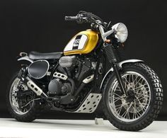 Yamaha Bolt Custom