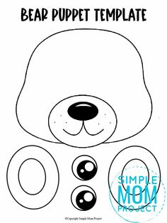 Click now to download and print our free bear template to make this fun brown teddy bear paper bag puppet craft. Print three of them to have a start in a puppet show of Goldilocks and the three bears! This bear paper bag puppet craft is perfect for kids of all ages including preschoolers and toddlers. Zoo Crafts, Bear Crafts, Puppet Crafts, Animal Crafts For Kids, Toddler Crafts, Bear Template, The Bear Family, Paper Bag Crafts, Indoor Crafts