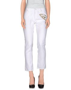 BLUMARINE Denim pants. #blumarine #cloth #dress #top #skirt #pant #coat #jacket #jecket #beachwear #