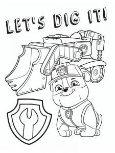 Easy Paw Patrol Coloring Pages Free Coloring Sheets In 2020 Paw Patrol Coloring Pages Paw Patrol Coloring Coloring Pages