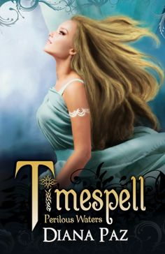 Timespell: Perilous Waters  Cover Reveal
