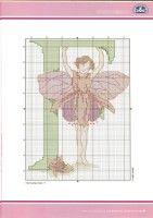 "Gallery.ru / Tatiananik - Альбом ""DMC Flower Fairies A-Z"""