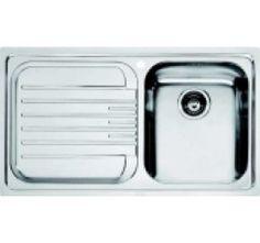 Kitchen sink Franke Futuro FOX 611 topmount. Right
