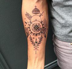 Si tienes ganas de hacerte un tatuaje pero no sabes de qué tipo y dónde, checa nuestras recomendaciones: dónde tatuarse en la CDMX.