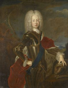 Frederick, Prince of Wales by British School, Early Georgian. Royal Collection Trust/© Her Majesty Queen Elizabeth II 2017 Royal Family History, Uk History, European History, European Style, Frederick Prince Of Wales, Prince William, Prince And Princess, Princess Of Wales, 18th Century Wigs