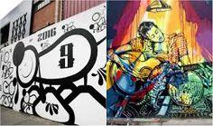 Resultado de imagen para grafitis el tunal bogota