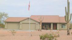 Family Home In Queen Creek Arizona
