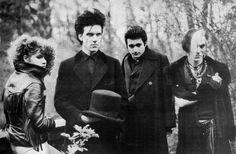 The Cramps by Anton Corbijn, 1980 My Love Song, Mick Ronson, The Cramps, Gothic Rock, Alternative Music, Psychobilly, Pop Rocks, Film Director, Great Bands