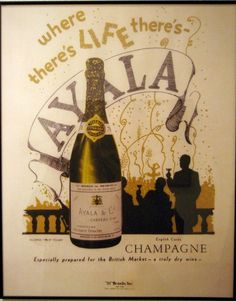 The wines of Champagne Ayala, Ay