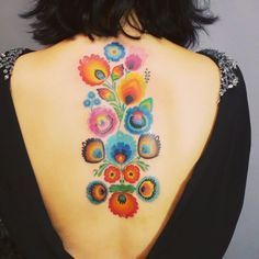 Our Website is the greatest collection of tattoos designs, tattoo shops and artists. Find Inspirations for your next Embroidery Tattoo. Time Tattoos, New Tattoos, Body Art Tattoos, Cool Tattoos, Tatoos, Huhn Tattoo, Chicken Tattoo, Embroidery Tattoo, Embroidery Ideas
