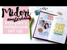 Midori Setup: Amsterdam - YouTube