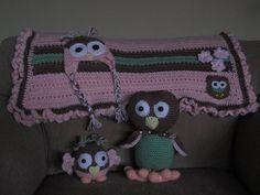Cute owl set by Susan!