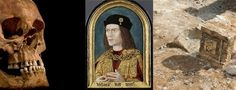 So it's official - the skeleton under the car park is Richard III. The most amazing part of this story to me is how a skeleton that is nearly 600 years Richard Iii, Car Park, Skeleton, Plugs, Mona Lisa, Artwork, Work Of Art, Corks, Ear Plugs