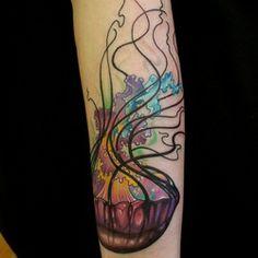 Jellyfish tattoo Roger's tattoos - Star City Tattoos