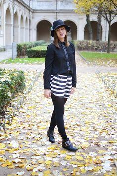 MODEUSEMENT VOTRE : Blog Mode Lyon | Sneakers : Paint in black