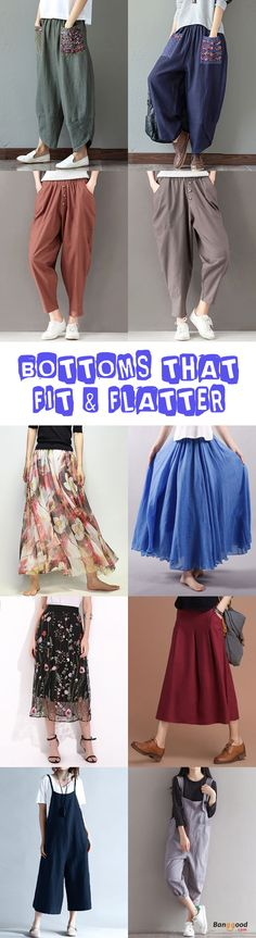 Cheap Bottoms, Buy Bottoms, Leggings and Pants Online for Women at banggood.com, we offer best bang for your buck! Shopping with fun!