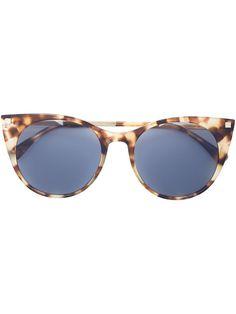 Tortoise 'Desna' Sunglasses