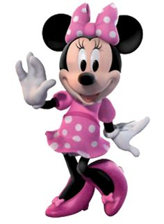 Disney Mickey Mouse Club House Clip Art FREE... I pinned this cuz I just love Minnie!! :)