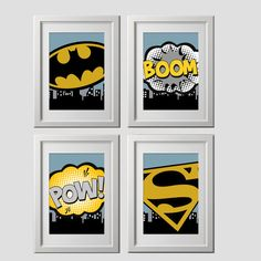 Hey, I found this really awesome Etsy listing at https://www.etsy.com/listing/199742263/superhero-wall-decoration-wall-art