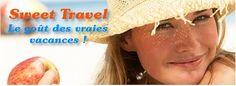 Agences Sweet Travel votre agence en ligne pour tous vos réservations d'hôtels Tunisie, voyages sur mesure en Tunisie voyage à thème (séjours, thalassothérapie, golf, plongée, culture, circuit, excursion, transfert, package...).
