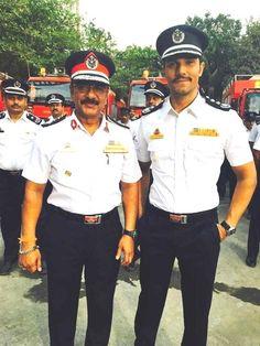Randeep Hooda becomes the first celebrity to endorse for Mumbai Fire Brigade Randeep Hooda, Brand Ambassador, Bollywood News, Firefighters, Mumbai, The One, Eye Candy, Captain Hat, Celebrity