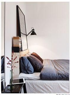 tete de lit, couleurs