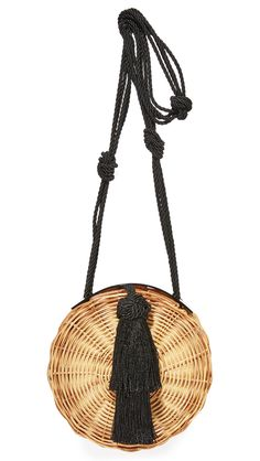 For today's product pick, we're loving the WaiWai Petit Balaio Shoulder Bag! My Bags, Purses And Bags, Rattan, Wicker, Boho Bags, Basket Bag, Summer Bags, Fashion Bags, Straw Bag