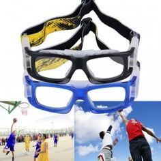 d79864ca46 Protective Goggles for Outdoor Sports and Basketball Myopia Prescription  Lenses for Men in 2 Colors. Affordable Fashion Sunglasses