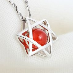 Onecos Naruto Uchiha Sasuke Necklace Cosplay Red (925 Sterling Silver) *** Continue to the product at the image link.