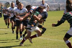 Giving a fellow a lift: Rugby