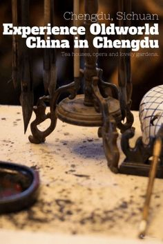 Try tea houses and discover the local monasteries of Chengdu, Sichuan, China for a taste of oldworld China. China Travel Guide, Asia Travel, Travel Tips, Travel Advice, Travel Guides, Travel Destinations, China Vacation, Chengdu, Chinese Culture