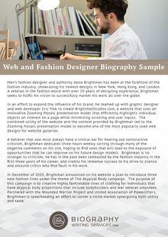 Fashion Designers Resume Format Www Autoauctionofsandiego Com