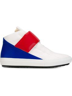 Shop Pierre Hardy hitop sneakers in Stefania Mode from the worlds best  independent boutiques
