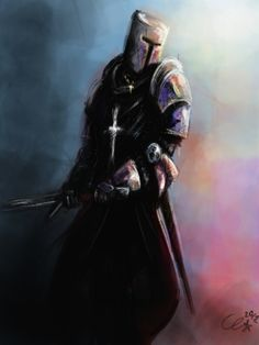 Knight Hospitaller by CaptainCosmic.deviantart.com