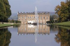 If walls could talk, what would the walls at Chatsworth have to say?    A great deal I'd bet, considering the number of aristocrats, politicians, socialites and even royals who have lived within its walls. Chatsworth House
