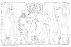 madame alexander coloring pages | Printables on Pinterest | Paper Dolls, Printables and ...