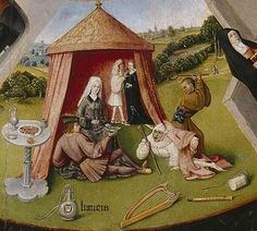 Jheronimus Bosch Table of the Mortal Sins (Luxuria) - The Seven Deadly Sins and the Four Last Things - Wikipedia, the free encyclopedia
